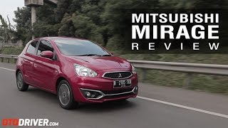 Mitsubishi Mirage 2016 Review Indonesia | OtoDriver | Supported by Solar Gard