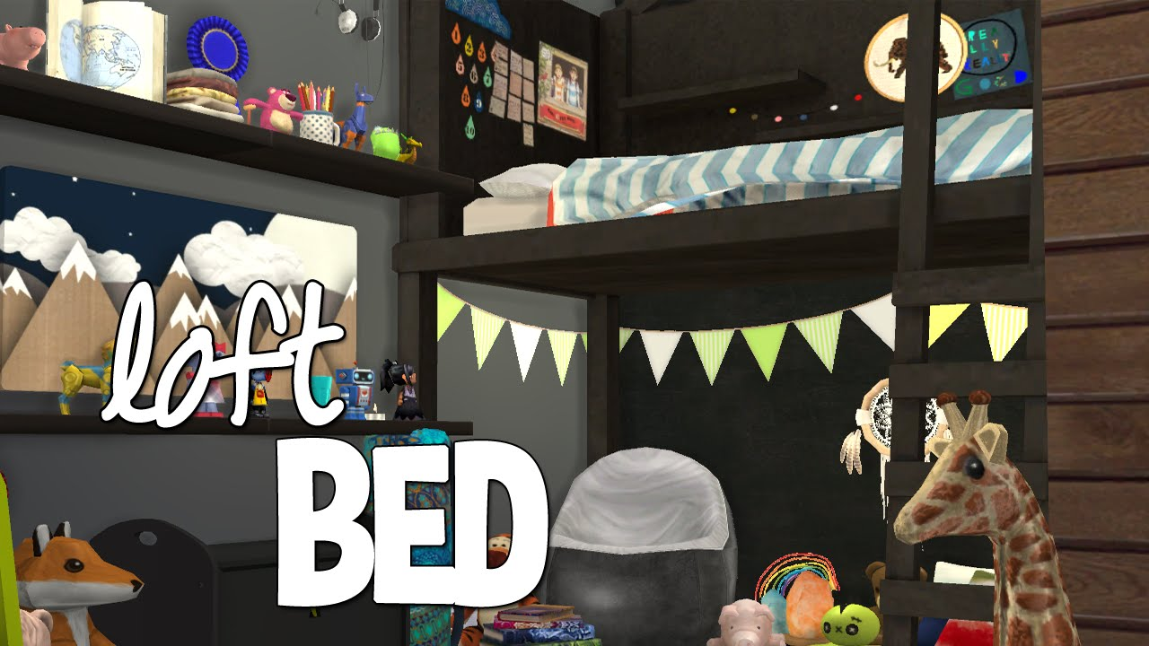 How To Place Bunk Beds Sims 4