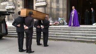 Obsèques de Jean Piat à Paris