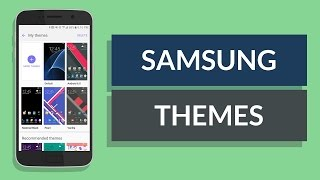 Samsung Theme Store - My Favorite Themes (Galaxy S7 Edge)