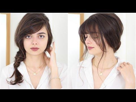 Three Romantic Date Night Hairstyle Ideas | Tutorial
