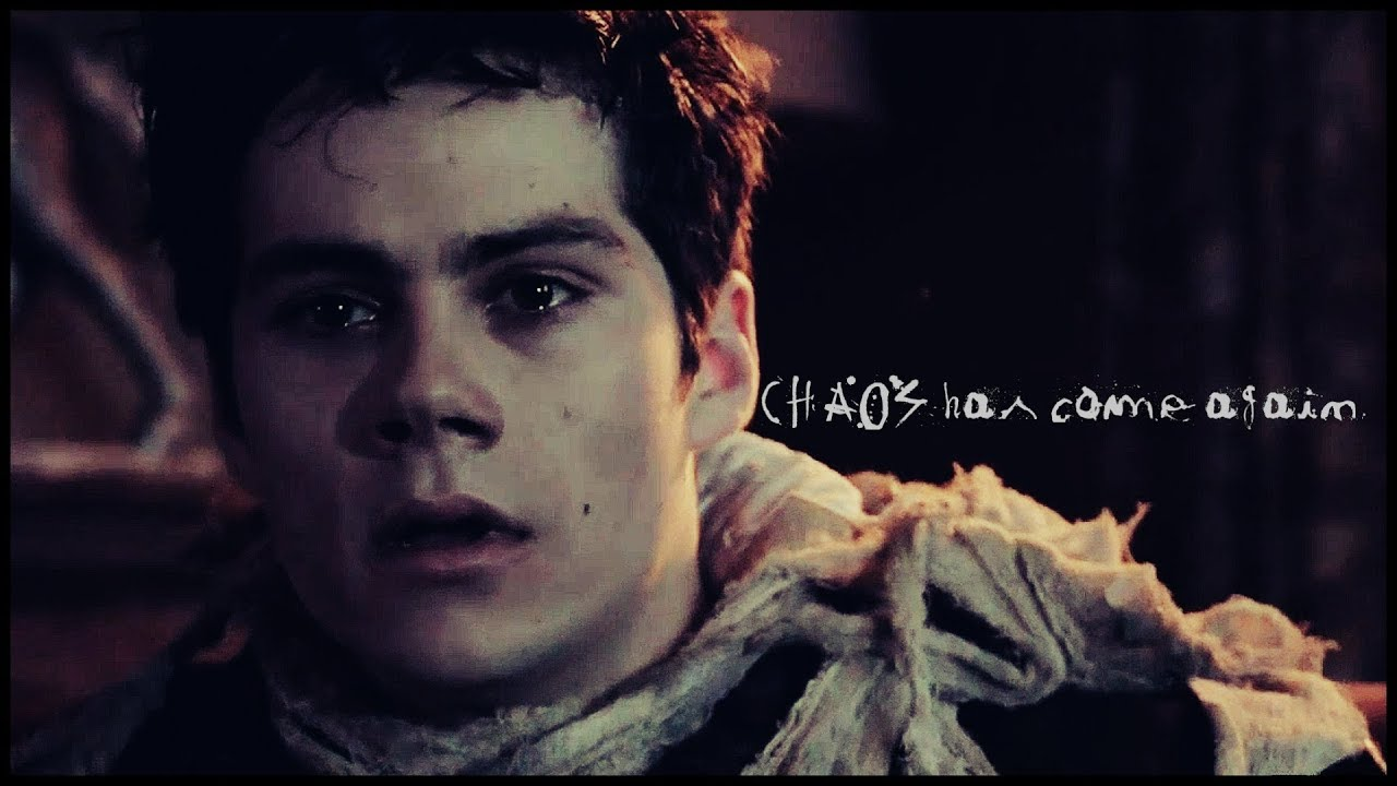 Teen wolf chaos has come again youtube - Nogitsune wallpaper ...