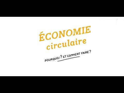 Economie Circulaire - Pourquoi ? Et Comment faire ?