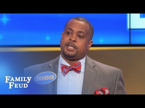 Guys... getting a divorce? Better get THIS   Family Feud