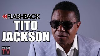Tito Jackson On Hearing Michael Jackson Sing for the First Time, Forming Jackson 5 (Flashback)