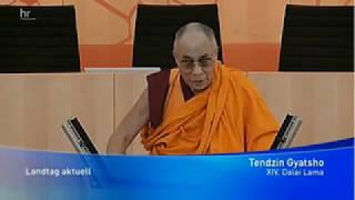 Обращение Далай-ламы к парламенту Земли Гессен