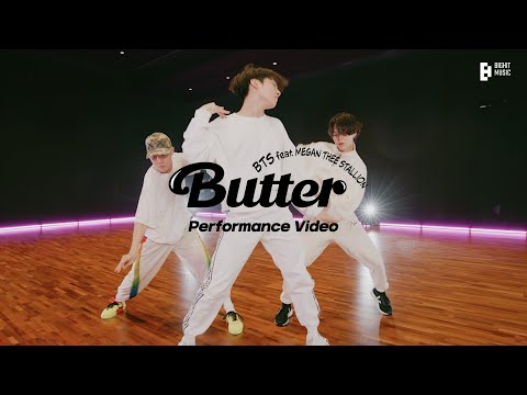 BTS (방탄소년단) 'Butter (feat. Megan Thee Stallion)' Special Performance Video
