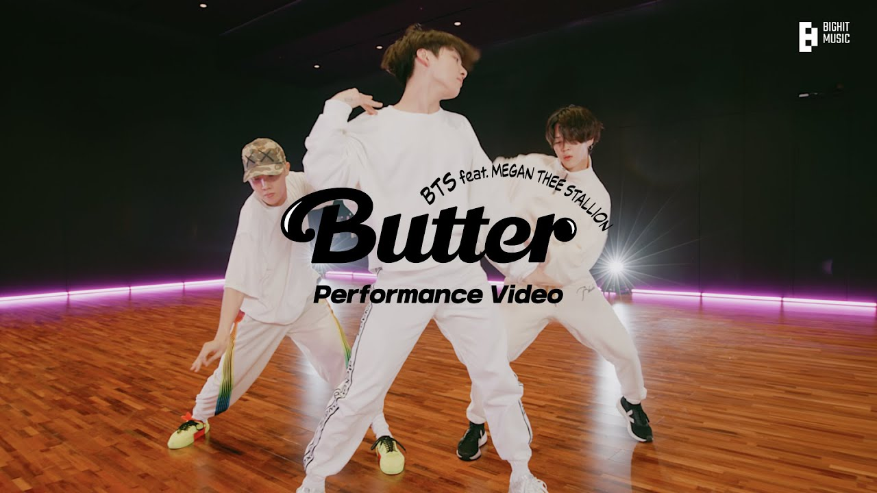 Download BTS (방탄소년단) 'Butter (feat. Megan Thee Stallion)' Special Performance Video