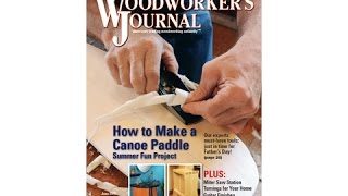 Woodworker's Journal - May/june 2015 Issue Preview