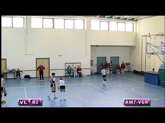 Roma 7 vs Volley Group Roma - 2° Set