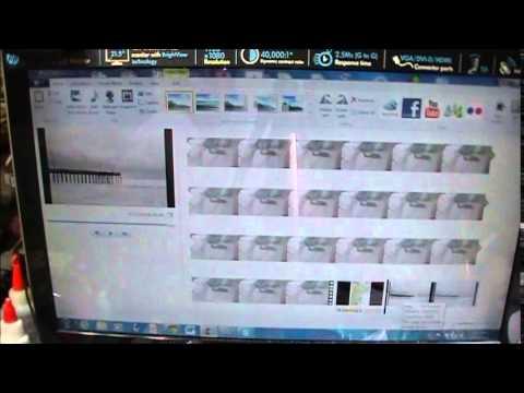 Windows Live Movie Maker Basic Editing Tutorial