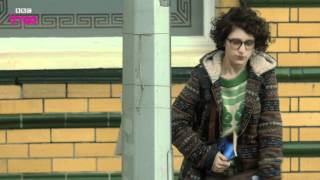 A young girl is caught spying on Tom and Hal - Being Human - Series 4 Episode 6 - BBC Three