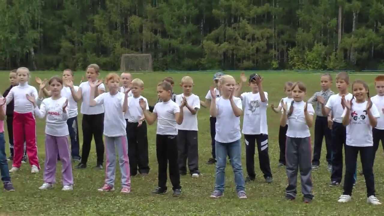 День здоровья в Сернурской школе №2