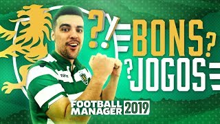 DESISTIR NUNCA  SPORTING CP 20  FOOTBALL MANAGER 2019 15