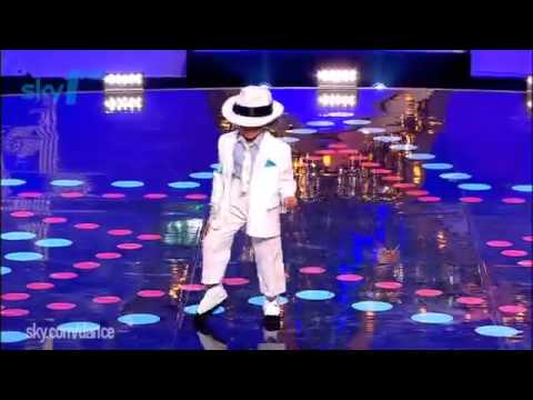 Танец Майкла Джексона