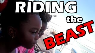 Riding the Beast |  August 5th 2015 | DNVlogsLife