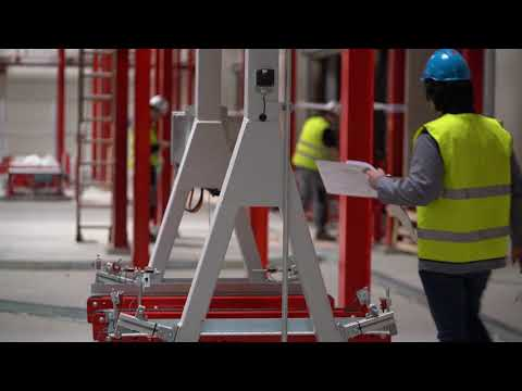 Automated warehouse at Würth's Logistics Centre in Spain | Interlake Mecalux