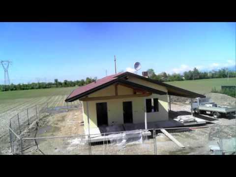 Costruzione di una casa e m e ursella youtube for Eme ursella