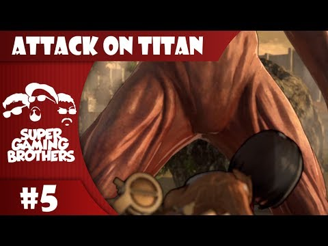SGB Play: Attack On TItan - Part 5 | Money Shots for Days