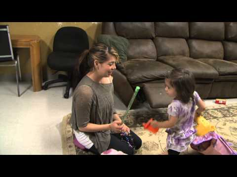 Diana's Story - Life as a Homeless Teen Mother