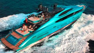 TOP 7 Colourful Yachts, Boat Crash in Detroit, Feadship's 'HALO' Released & much more