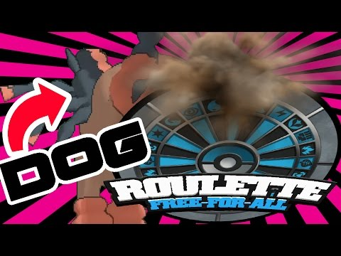 I'M OUT OF TITLE IDEAS! (ROULETTE FFA)