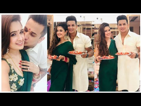 Prince Narula And Yuvika Chaudhary Celebrates First Diwali After Marriage Mp3