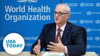 World Health Organization discusses the novel coronavirus | USA TODAY