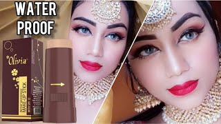 WATERPROOF ENGAGEMENT HD MAKEUP FOR SUMMER || EASY ENGAGEMENT MAKEUP AT HOME || STEP BY STEP