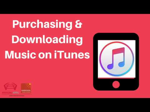 Buying And Downloading Music On ITunes