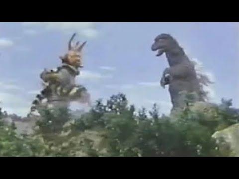 Zone Fighter and Godzilla vs. the Terror-Beasts (Part 2/4)