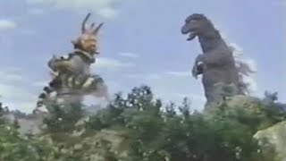 Zone Fighter and Godzilla vs. the Terror-Beasts (Part 2/4)