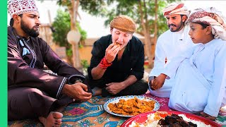 Most UNIQUE Middle Eastern Street Food in the GCC! » https://youtu....