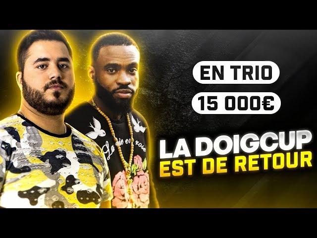 🏆 LA DOIGCUP EST DE RETOUR (1/4) ! DOIGCUP #6