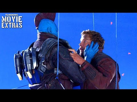 Guardians of the Galaxy Vol. 2 | NEW Extended Bonus Features Compilation [Blu-Ray/DVD 2017]