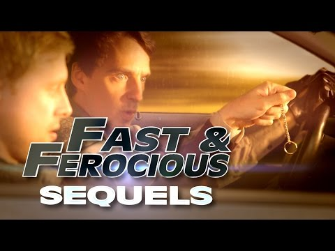 'Fast & Ferocious' - 10 More Sequels Are Coming