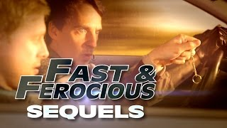 'Fast & Ferocious'  10 More Sequels Are Coming
