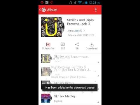 How To Download Music On Android 2015