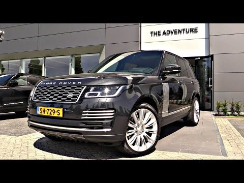 Range Rover 2018 | TEST DRIVE | NEW FULL Review Interior Exterior Infotainment