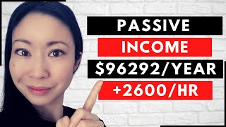 Passive Income: Exactly how I made $96292 in Passive Income in 35 Hours|Real Estate Investing Report