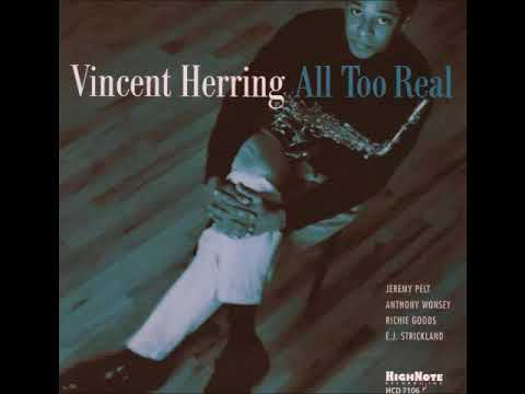 Vincent Herring Quartet - Invitation (2003 HighNote)