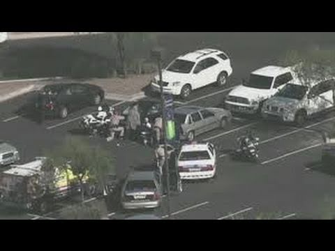 Hitting the Headlines - Tuscon Arizona Shooting!