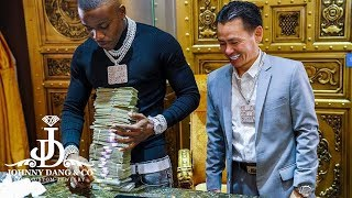 Download Dababy & Stunna 4 Vegas Customize Billion Dollar Baby ENT Chain Mp3 and Videos