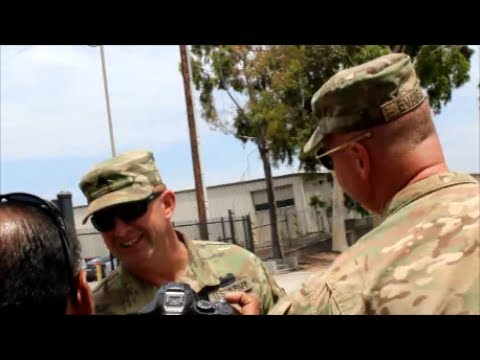 1st Amendment Audit, US Army Reserve Center: GI's Get Hostile With Photographers