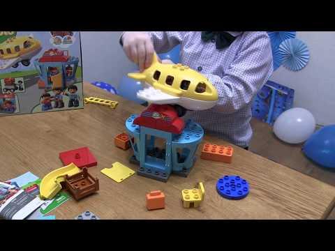 Конструктор LEGO DUPLO Аэропорт 29 деталей (10871)