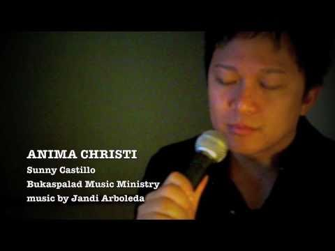 ANIMA CHRISTI (a Bukaspalad cover)