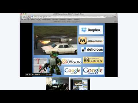 The Changing Role of the Network Manager - Remote Hangout Class Presentation