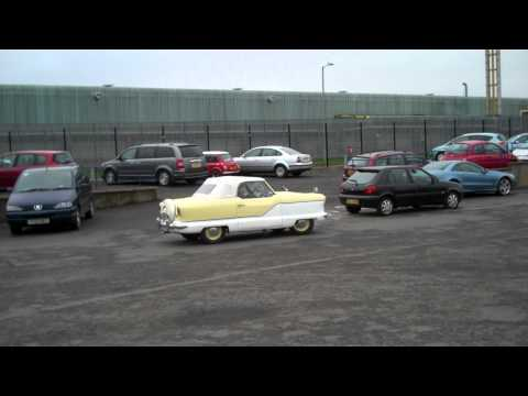 1957 Austin Nash Metropolitan - For Auction @ Wilsons Auctions