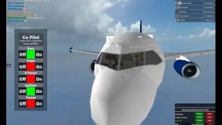 jetBlue A320 Flight ll ROBLOX