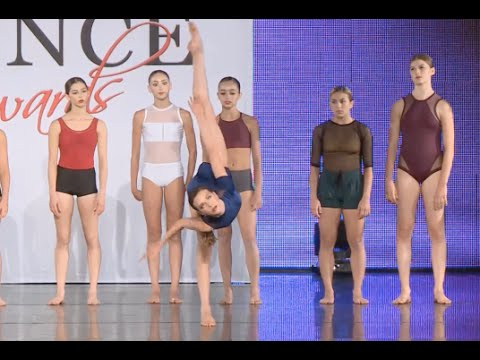 Teen Best Female Improv: The Dance Awards Las Vegas